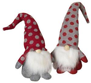 2-Pc-Standing-Christmas-Plush-Gnomes-Dolls-Figurine-Set-Tabletop-Decorations
