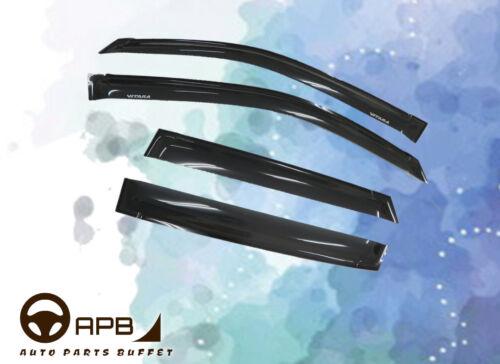 For Suzuki Vitara 15-18 Deflector Window Visors Guard Vent Weather Shield Visor