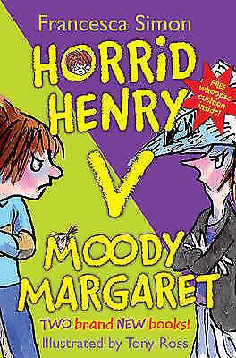 1 of 1 - Horrid Henry versus Moody Margaret: Horrid Henry's Double Dare/Moody Margaret St
