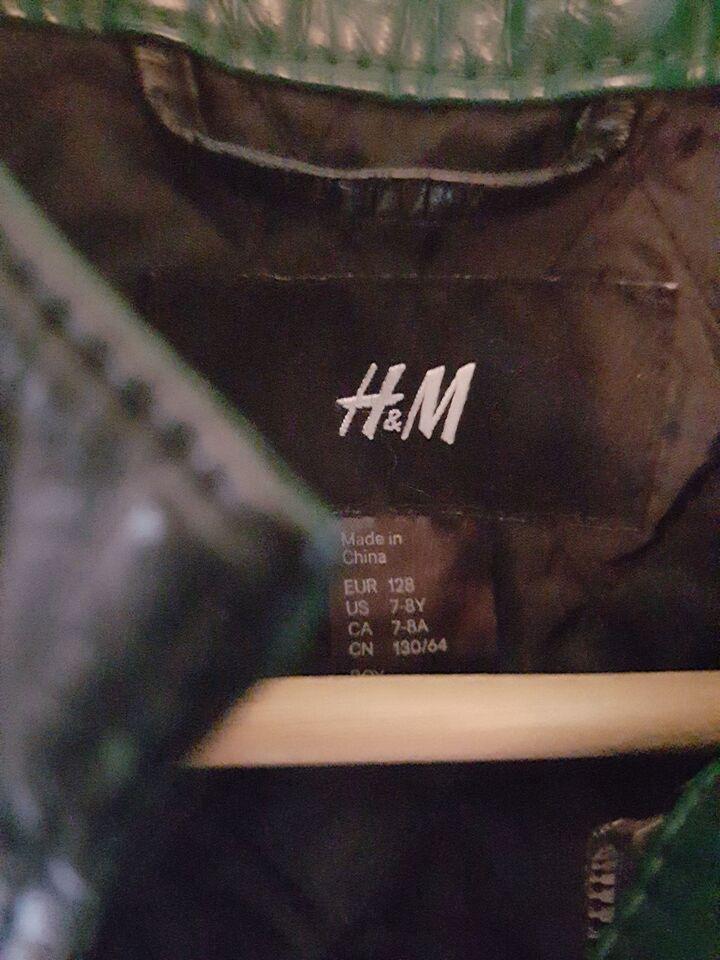 Jakke, Bikerjakke, H&M