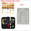 Jewelry-Making-Kit-Outils-de-reparation-Set-Findings-Beading-Wire-Fournitures-Lot-Craft-A-faire-soi miniature 18