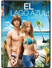 BLUE LAGOON : THE AWAKENING (Indiana Evans) - DVD - PAL Region 2 - sealed
