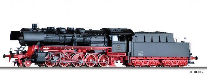 Tillig locomotiva BR 50 2840, DB, Ep III 02097