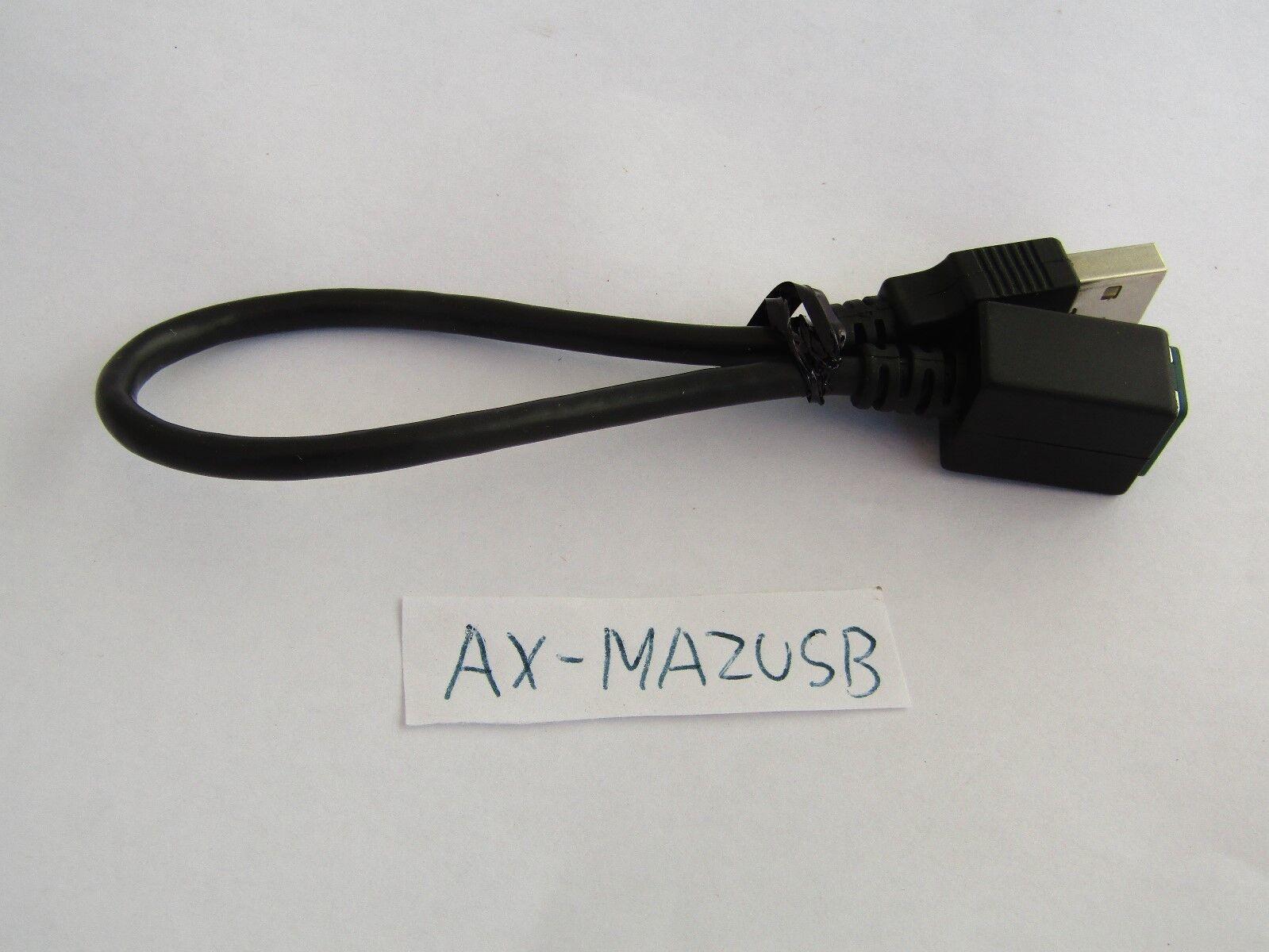 Axxess Ax Mazusb Usb Adapter For Mazda 2013 Up Ebay Wiring Harness Connectors 2008 Nissan Rogue