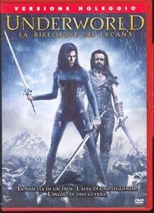 Underworld-La-ribellione-dei-Lycans-DVD-RENT-nuovo