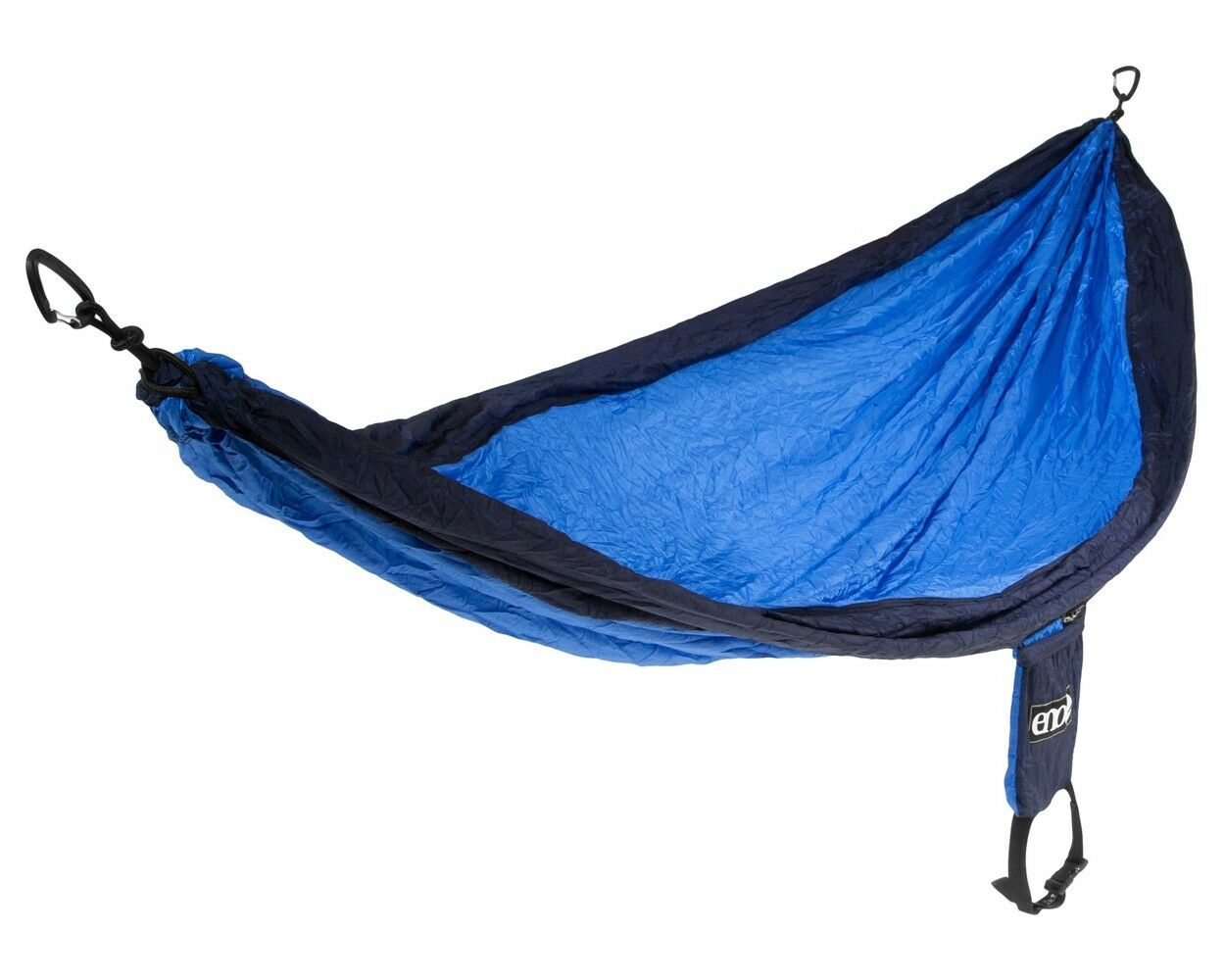 ENO Eagle Nest Outfitters Singlenest Parachute Single Hammock NAVY  ROYAL blauw