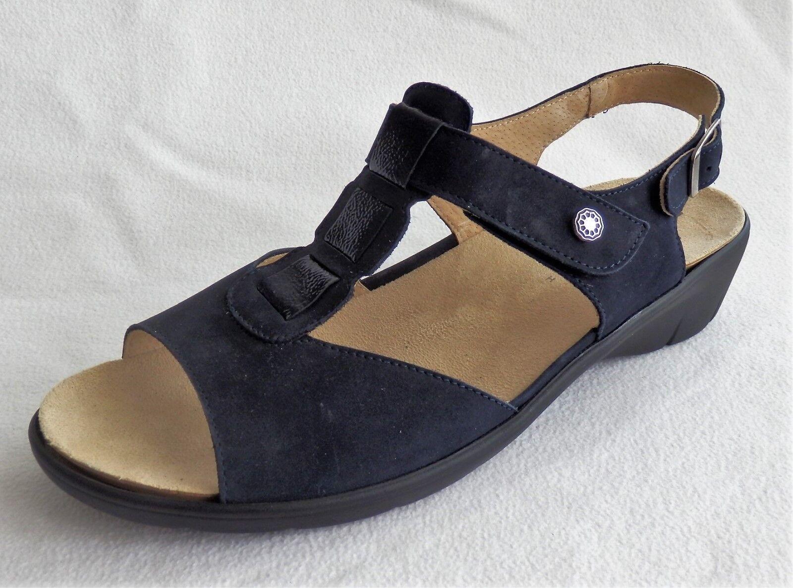 Softline Sandale dunkelblau Gr. 41 neu