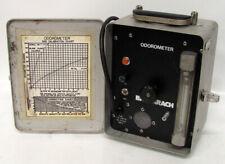 Vintage Bacharach Odorometer Gas Leak Tester Detector Model 5110 0200