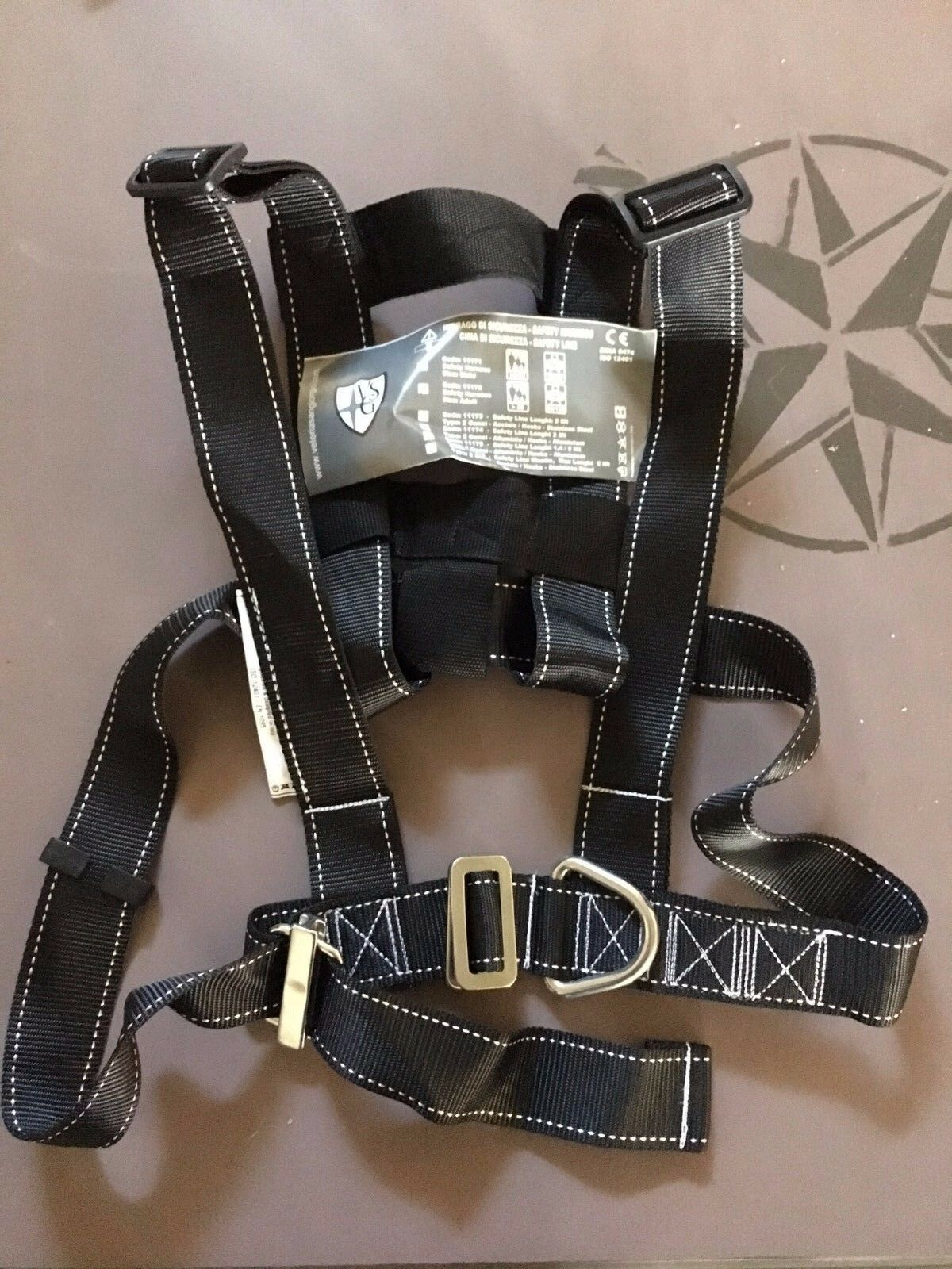 HARNESS SECURITY ADULT + 110.2lbs