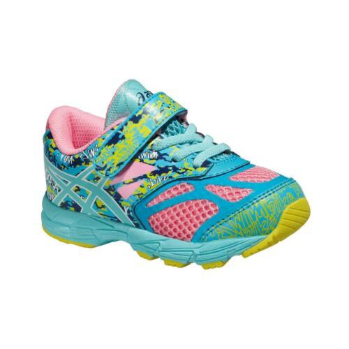 Noosa deporte Ts niños Tri C524n Asics pequeños Zapatillas 3467 Candy para de Pink 10 x6BqRxwg1
