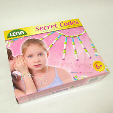 Lena 42529 Schmuck Bastelset Secret Codes: