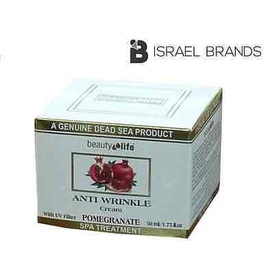 New Aroma Dead Sea products Anti Wrinkle Cream spa treatment moisture skin