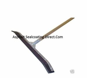 "12 Pcs-1//4/""Thk U.S.Extended Life Tear Resist Std Flex V-Squeegee Silicone Blade"