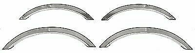 DOD045 Stainless Steel Fender Trim Fits 1500 Ram 1500 ICI Innovative Creations