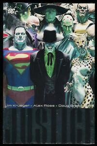 Justice-Vol-2-Hardcover-w-Dust-Jacket-HC-DJ-Justice-League-of-America-DC-Comics