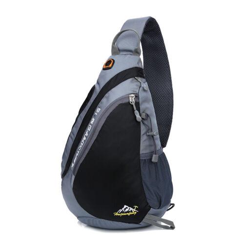Cross body sling bag riding chest pouch bag shoulder bag winter outdoor backpack