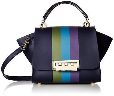 Zac Posen Eartha Iconic Top Handle Crossbody Bag Ebay