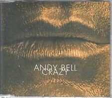 Andy Bell ( ERASURE )  CD-SINGLE CRAZY  ( PROMO )
