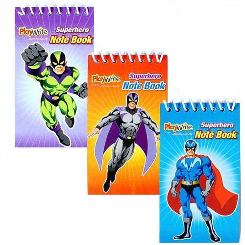 6 Super Hero ordinateurs portables-Pinata Jouet Butin//Fête Sac Remplissage Mariage//Enfants