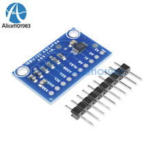 D-FLIFE 3pcs ADS1115 16 Bit 16 Byte 4 Channel I2C IIC Analog-to-Digital ADC PGA Converter with Programmable Gain Amplifier High Precision ADC Converter Development Board for Arduino Raspberry Pi
