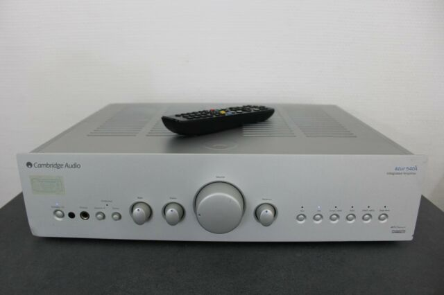 Cambridge Audio Azur 540A Version 2 (V2.0) Vollverstärker/High End Audiophile