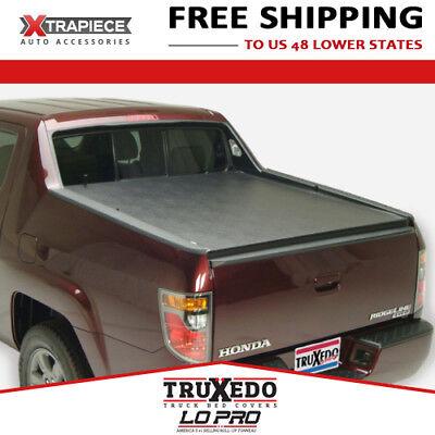 Truxedo Lo Pro Tonneau Cover Roll Up Fit 05 15 Honda Ridgeline Ebay