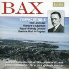 Bax: Symphony No. 6; Irish Landscape; Etc. (CD, Jun-2007, Lyrita)