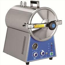 Dental Medical 24l Autoclave Steam Sterilizer Sterilization Equipment Us Stock