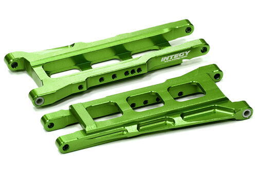 2 T8596GREEN Alloy T2 Lower Suspension Arm for 1//10 Stampede 4X4 /& Slash 4X4