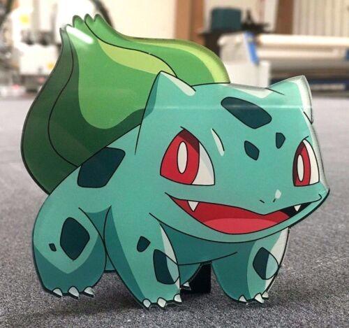 Limited Edition Pokemon GO Bulbasaur Acrylic Magnet