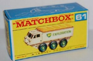 Matchbox-Lesney-No-61-Alvis-Stalwart-Explorer-Empty-Repro-E-Style-Box
