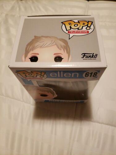 Television Funko POP Ellen Degeneres #618