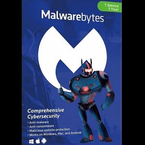Malwarebytes Premium 2020 Original Box - Original CD and ...