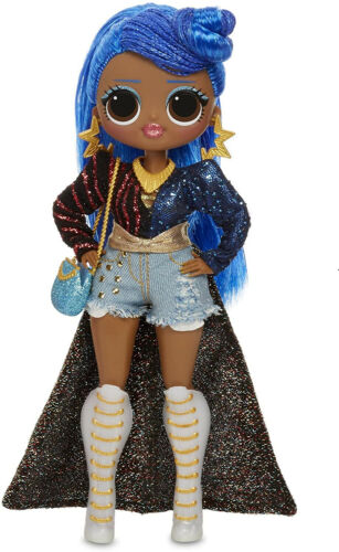 Miss Independent Fashion Doll With 20 O.M.G Surprise L.O.L