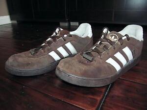 adidas brown bianco terrazo st scarpe scarpe suede mens 12