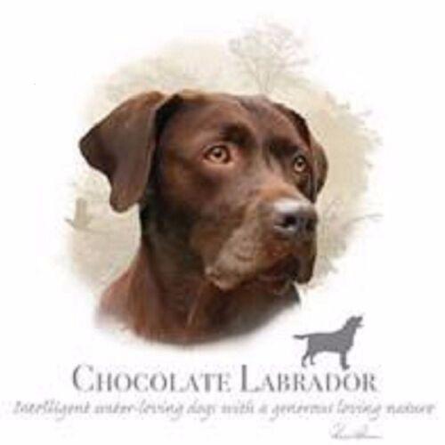 Chocolate Labrador Retriever Robinson Tote
