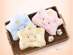 Love Nest Infant Newborn Baby Ergonomic Pillow Head Support Prevents Flat Head