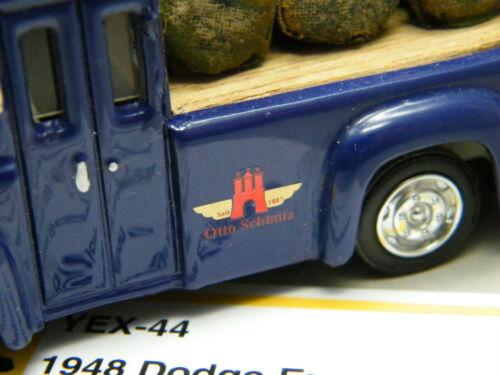 Matchbox moy código 2 yex-44 Dodge Express completamente transformación azules box 1 de 9