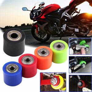 8//10mm Chain Roller Pulley Slider Tensioner Pit Dirt Bike Wheel Guide