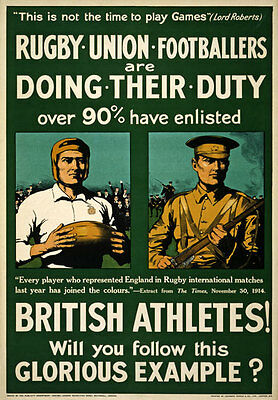 W99 Vintage WWI British Royal Navy War Recruitment Poster Re-Print WW1 A1 A2 A3