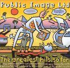 The Greatest Hits, So Far by Public Image Ltd. (CD, Oct-1990, Virgin)