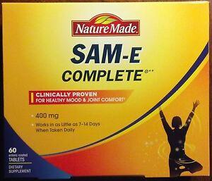 Nature Made Sam E Uk