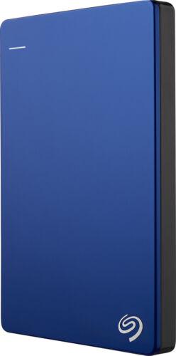 Backup Plus Slim 2TB External USB 3.0//2.0 Portable Hard Drive Seagate Blue