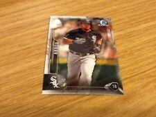 #33 Jose Abreu Chicago White Sox baseball / Topps Chrome 2016 trade card