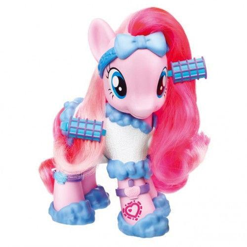 """Spa Day My Little Pony Cutie Mark Magic 6/"""" Fashion Style PINKIE PIE B3018"""