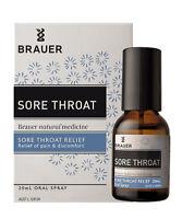 Brauer Sore Throat Oral Spray 20ml