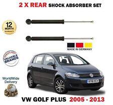 für VW Golf Plus TSI FSI Tdi Modelle 2005-2013 2x Hinterer Stoßdämpfer Set