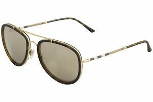 Burberry-BE3090Q-BE-3090-Q-10525A-Brushed-Gold-Dark-Havana-Pilot-Sunglasses-58mm