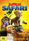 Jungle Safari (DVD, 2014)