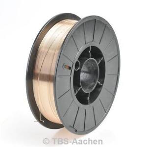 schwei draht 0 8 mm cusi3 5 kg zum mig l ten d 200 l tdraht ebay. Black Bedroom Furniture Sets. Home Design Ideas